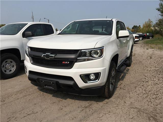 2018 Chevrolet Colorado Z71 (Stk: 111873) in Markham - Image 1 of 5