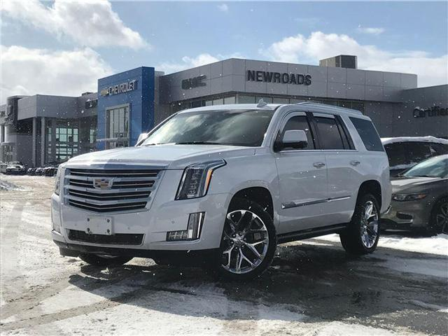 2016 Cadillac Escalade Platinum (Stk: R173027A) in Newmarket - Image 1 of 4