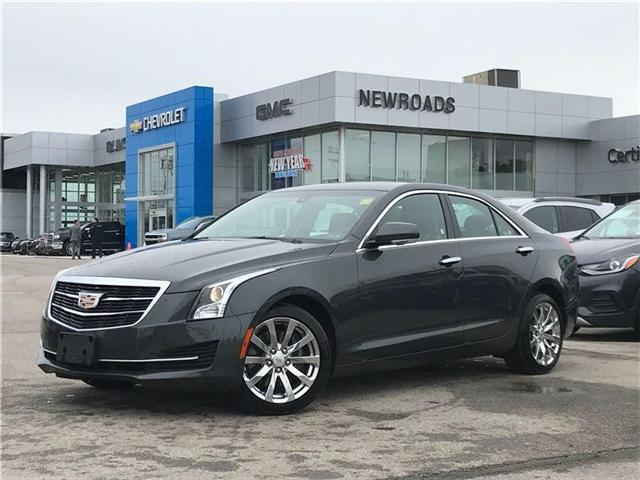 2017 Cadillac ATS 2.0L Turbo Luxury (Stk: N12545) in Newmarket - Image 2 of 27