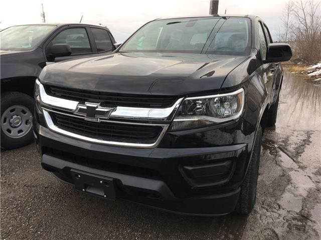 2018 Chevrolet Colorado WT (Stk: 171829) in Markham - Image 1 of 5