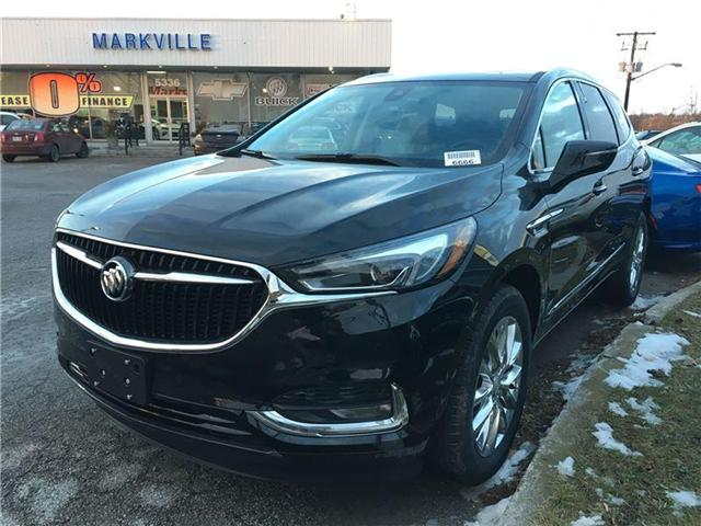 2018 Buick Enclave Premium (Stk: 163632) in Markham - Image 1 of 5