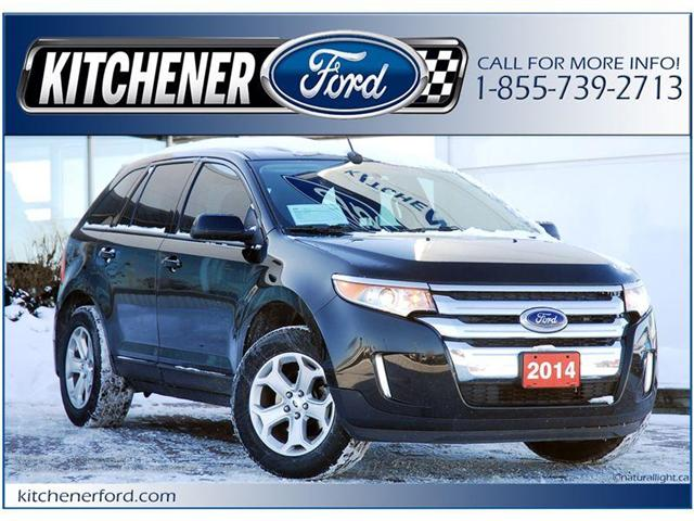 2014 Ford Edge SEL (Stk: 7E4420A) in Kitchener - Image 1 of 16