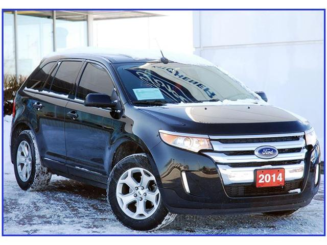 2014 Ford Edge SEL (Stk: 7E4420A) in Kitchener - Image 2 of 16