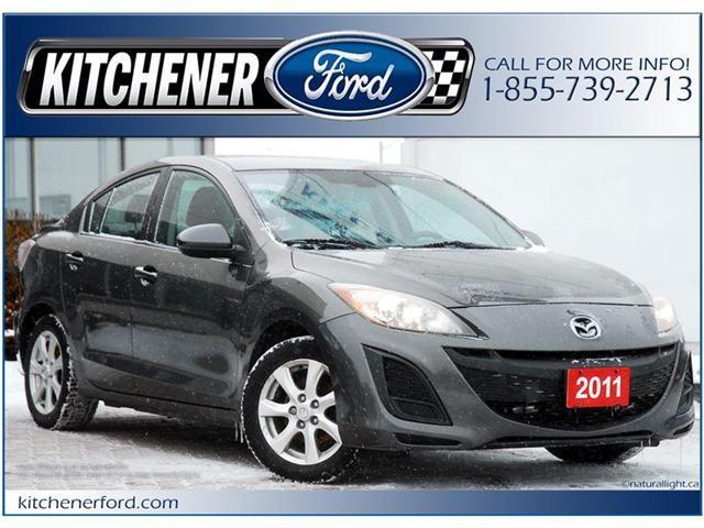 2011 Mazda Mazda3  (Stk: D86360B) in Kitchener - Image 1 of 13