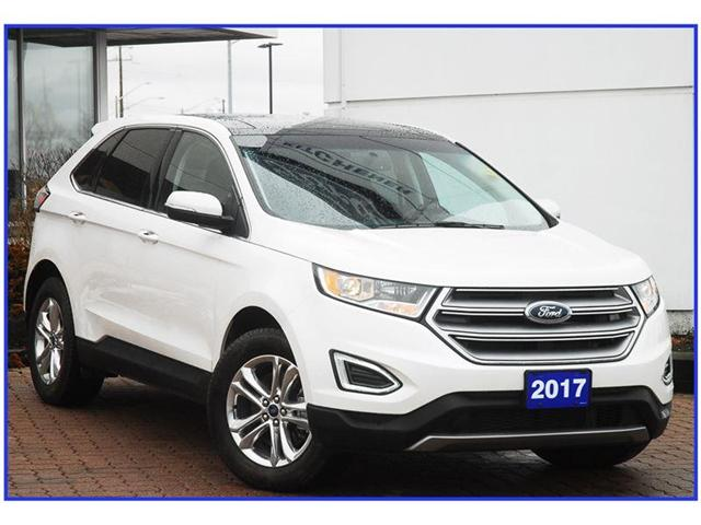 2017 Ford Edge SEL (Stk: 144190R) in Kitchener - Image 2 of 22
