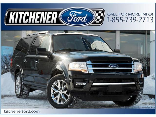 2017 Ford Expedition Max Limited (Stk: 144220JR) in Kitchener - Image 1 of 22