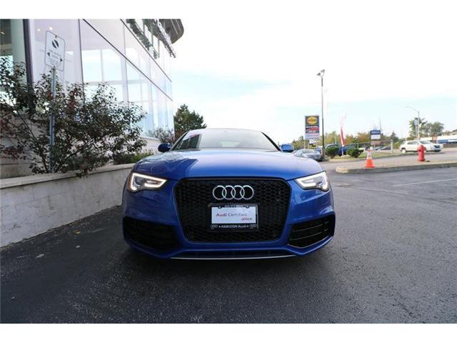 2013 Audi RS 5 4.2 S Tronic Qtro Coupe (Stk: AOB2618) in Hamilton - Image 2 of 20