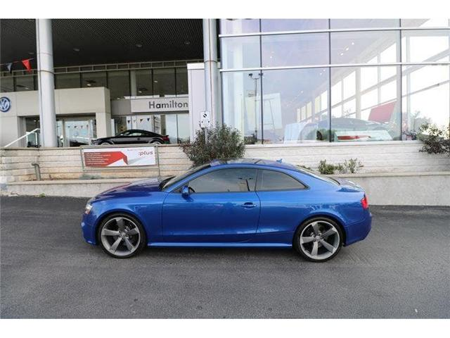 2013 Audi RS 5 4.2 S Tronic Qtro Coupe (Stk: AOB2618) in Hamilton - Image 3 of 20