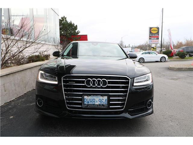 2017 Audi A8 4.0T (Stk: 8750) in Hamilton - Image 2 of 18
