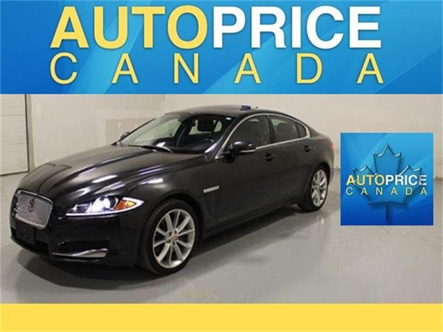 2015 Jaguar XF  (Stk: W9259) in Mississauga - Image 1 of 19
