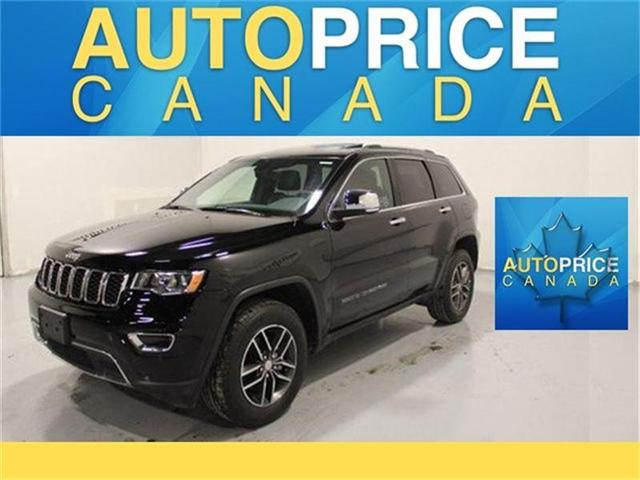 2018 Jeep Grand Cherokee Limited (Stk: D9208) in Mississauga - Image 1 of 19