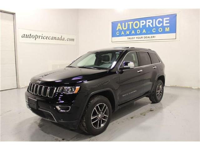 2018 Jeep Grand Cherokee Limited (Stk: D9208) in Mississauga - Image 2 of 19