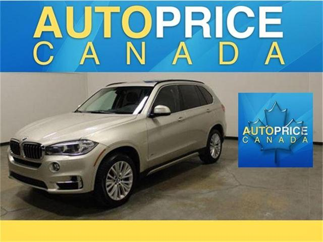 2014 BMW X5 35i (Stk: H9014) in Mississauga - Image 1 of 22