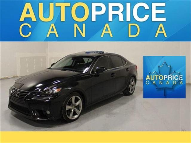 2014 Lexus IS 350 Base (Stk: B9299) In Mississauga   Image 1 Of ...