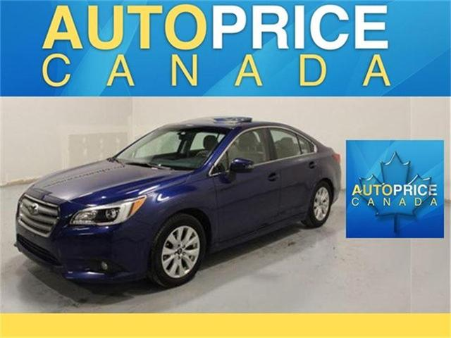 2015 Subaru Legacy 2.5i Touring Package (Stk: F9327) in Mississauga - Image 1 of 20