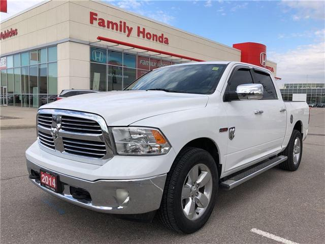 2014 RAM 1500 SLT (Stk: 8802623A) in Brampton - Image 1 of 14