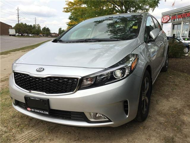 2018 Kia Forte  (Stk: FO18000) in Mississauga - Image 1 of 5