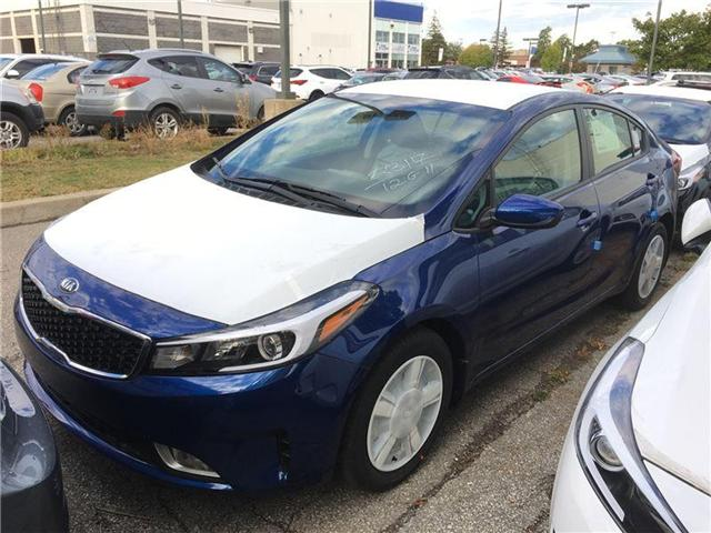 2018 Kia Forte LX+ (Stk: FO18013) in Mississauga - Image 1 of 5