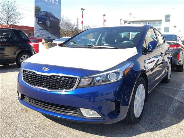 2018 Kia Forte  (Stk: FO18049) in Mississauga - Image 1 of 5