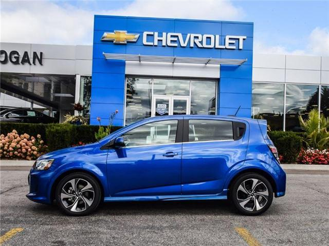 2018 Chevrolet Sonic LT Auto (Stk: 8100039) in Scarborough - Image 2 of 25