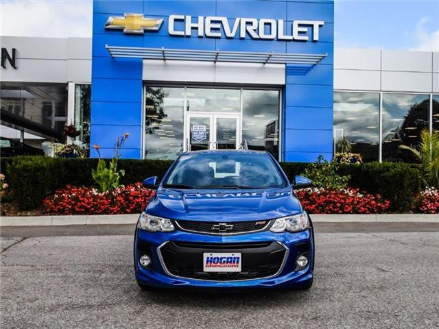2018 Chevrolet Sonic LT Auto (Stk: 8100039) in Scarborough - Image 4 of 25