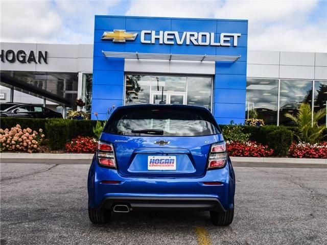 2018 Chevrolet Sonic LT Auto (Stk: 8100039) in Scarborough - Image 5 of 25