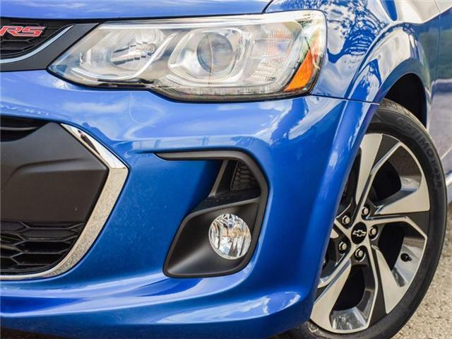 2018 Chevrolet Sonic LT Auto (Stk: 8100039) in Scarborough - Image 8 of 25