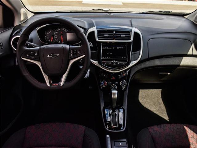 2018 Chevrolet Sonic LT Auto (Stk: 8100039) in Scarborough - Image 22 of 25