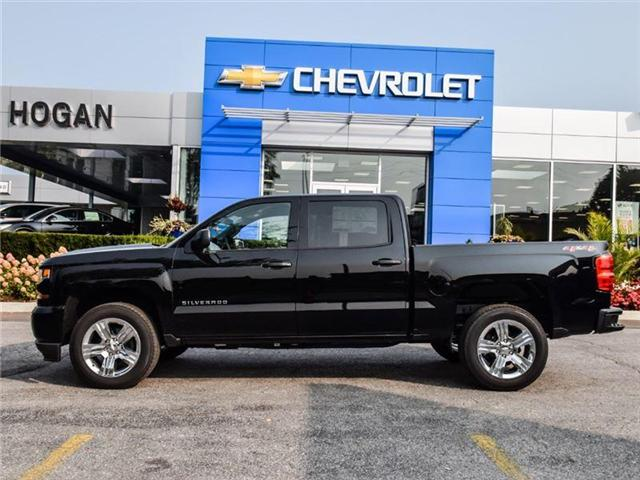 2018 Chevrolet Silverado 1500 Silverado Custom (Stk: 8129985) in Scarborough - Image 2 of 21