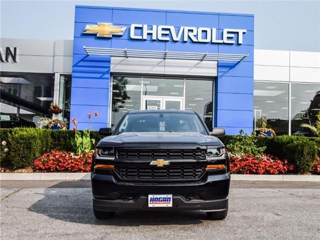 2018 Chevrolet Silverado 1500 Silverado Custom (Stk: 8129985) in Scarborough - Image 4 of 21