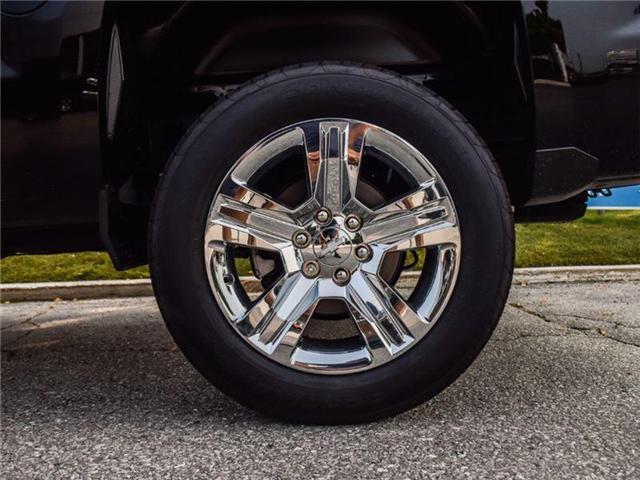 2018 Chevrolet Silverado 1500 Silverado Custom (Stk: 8129985) in Scarborough - Image 8 of 21