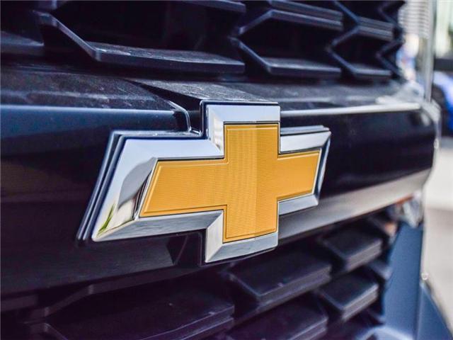 2018 Chevrolet Silverado 1500 Silverado Custom (Stk: 8129985) in Scarborough - Image 10 of 21