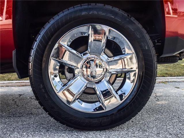 2018 Chevrolet Silverado 1500  (Stk: 8143976) in Scarborough - Image 8 of 28