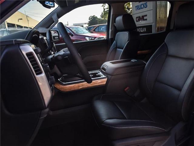 2018 Chevrolet Silverado 1500  (Stk: 8143976) in Scarborough - Image 12 of 28
