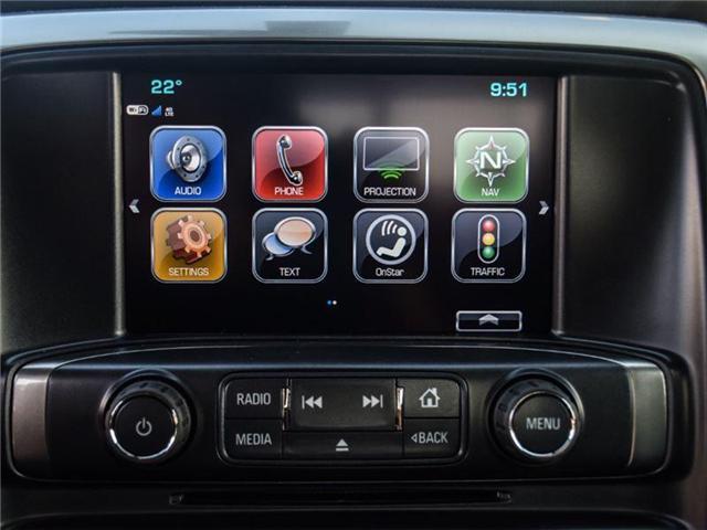 2018 Chevrolet Silverado 1500  (Stk: 8143976) in Scarborough - Image 16 of 28