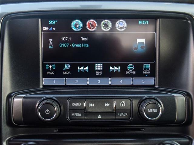 2018 Chevrolet Silverado 1500  (Stk: 8143976) in Scarborough - Image 17 of 28