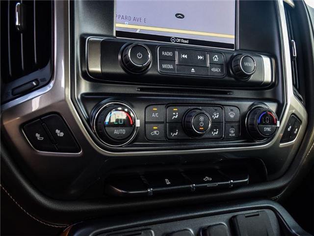 2018 Chevrolet Silverado 1500  (Stk: 8143976) in Scarborough - Image 20 of 28