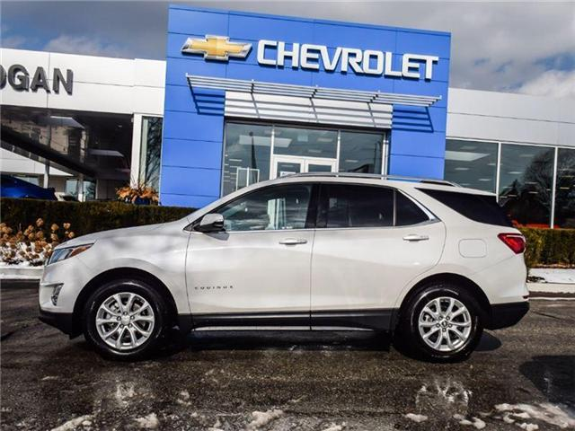 2018 Chevrolet Equinox LT (Stk: 8105246) in Scarborough - Image 2 of 27