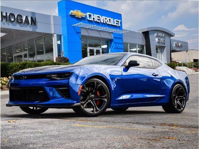 2018 Chevrolet Camaro 1SS (Stk: 8118268) in Scarborough - Image 1 of 23