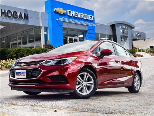2018 Chevrolet Cruze LT Auto (Stk: 8120637) in Scarborough - Image 1 of 26