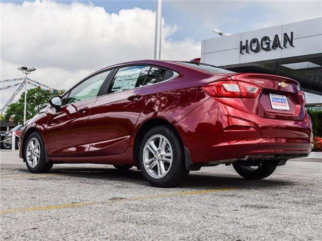 2018 Chevrolet Cruze LT Auto (Stk: 8120637) in Scarborough - Image 3 of 26