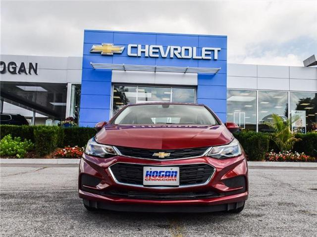 2018 Chevrolet Cruze LT Auto (Stk: 8120637) in Scarborough - Image 4 of 26