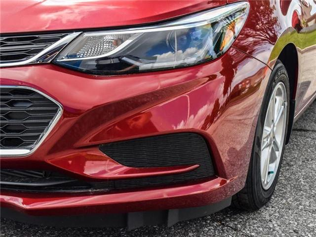 2018 Chevrolet Cruze LT Auto (Stk: 8120637) in Scarborough - Image 6 of 26
