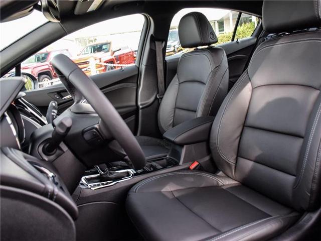 2018 Chevrolet Cruze Premier Auto (Stk: 8123010) in Scarborough - Image 10 of 23