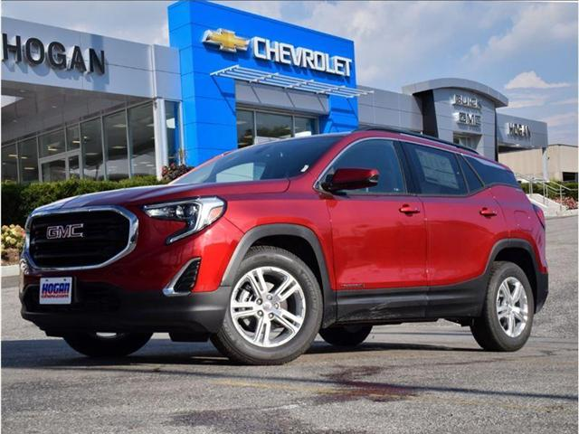 2018 GMC Terrain SLE (Stk: 8175319) in Scarborough - Image 1 of 28