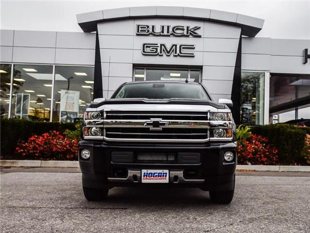 2018 Chevrolet Silverado 2500HD High Country (Stk: 8148895) in Scarborough - Image 4 of 27