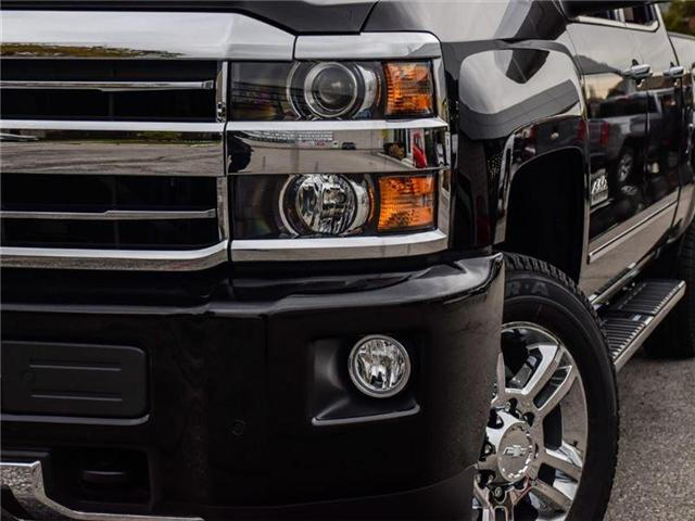 2018 Chevrolet Silverado 2500HD High Country (Stk: 8148895) in Scarborough - Image 8 of 27