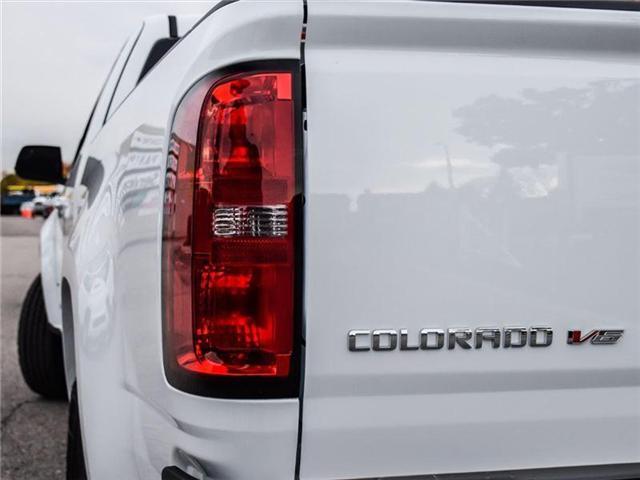 2018 Chevrolet Colorado WT (Stk: 8151279) in Scarborough - Image 8 of 28