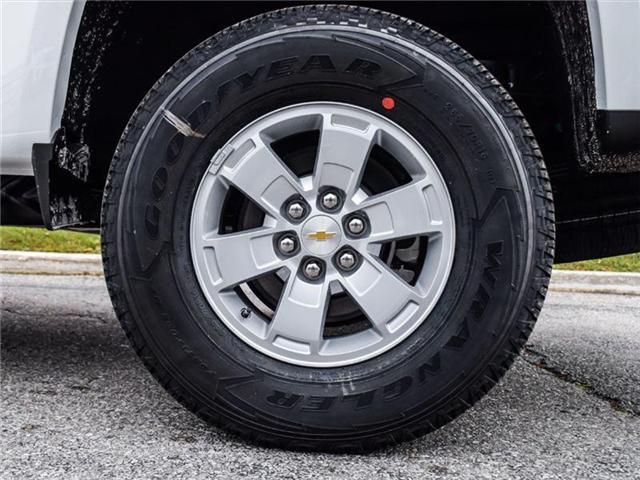 2018 Chevrolet Colorado WT (Stk: 8151279) in Scarborough - Image 9 of 28