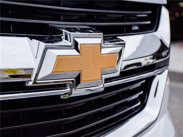 2018 Chevrolet Colorado WT (Stk: 8151279) in Scarborough - Image 10 of 28